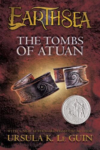 The Tombs of Atuan by Ursula K. LeGuin
